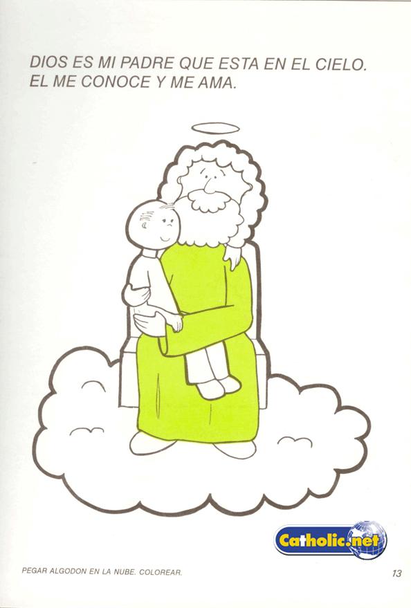 Catholic.net - Creciendo con Jesús 1 (Maternal)