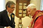 Colombia pide al Papa su bendici�n por los di�logos de paz con las FARC