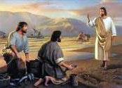 Petición de los hijos de Zebedeo
