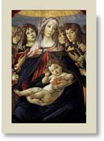 María, la mejor nota musical salida de las manos de Dios
