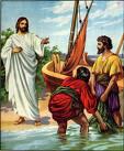 Llamado de los primeros discípulos