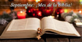 Septiembre: ¡Mes dedicado a la Santa Biblia!
