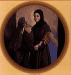 La Visita de María a su prima Isabel