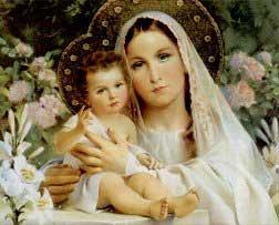 La más tierna de las madres y la más poderosa de las reinas