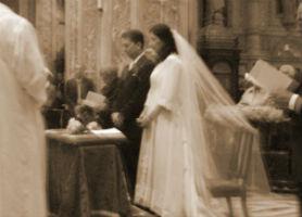 ¿Qué significado tiene el velo que usan las novias en las bodas?
