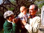 Carta a los abuelos de Jesús: Ana y Joaquín