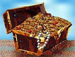 El tesoro y  la perla