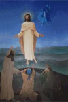 Cristo se manifiesta como el Hijo de Dios