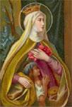 Isabel de Hungría, Santa