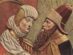 Joaquín y Ana, Santos