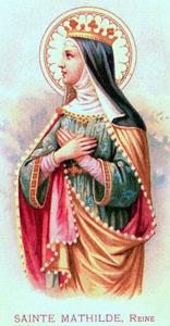 Matilde, Santa