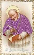 Alfonso María de Ligorio, Santo