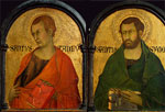 Judas Tadeo y Simón Santos