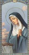María, una espada te atravesará el corazón