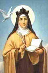 Vidas de fe...las tres Teresas