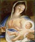 Elogio de la madre de Jesús