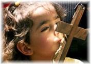 Dios envió a su Hijo para salvarnos.