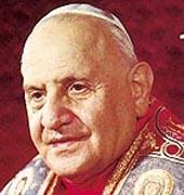 El Papa Bueno en todo y en todos descubría lo bueno