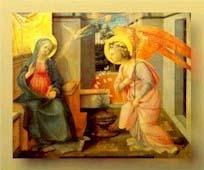 La Anunciación de Jesús