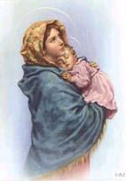 Nacer de la Virgen María