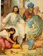 María de Betania siguió a Cristo por amor