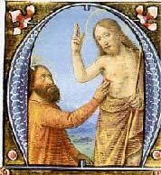 Tomás, perseguido por Cristo