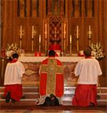 Eucaristía, don de Dios a la Iglesia