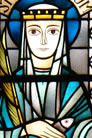 Emma de Sajonia, Santa