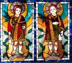 Justo y Pastor,  Santos