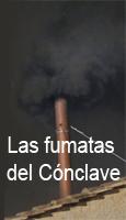 Las fumatas del Cónclave