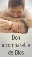 Don incomparable de Dios