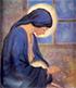 María como modelo de fe, de caridad y de unión con Cristo