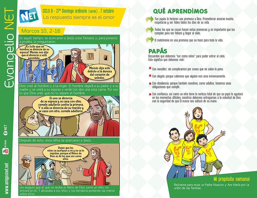 NET | Amigos de Jesús